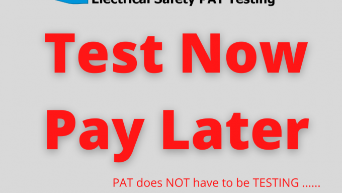 Test Now, Pay Later
